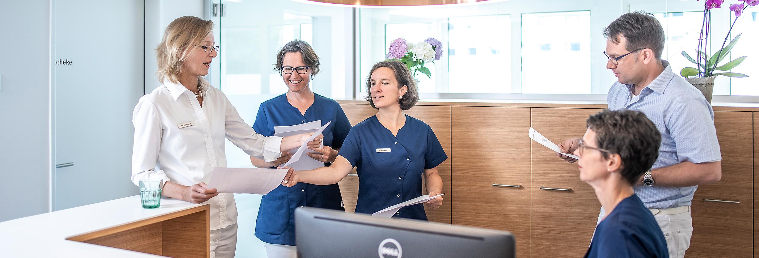 Frauenarzt Praxis Claus Platten